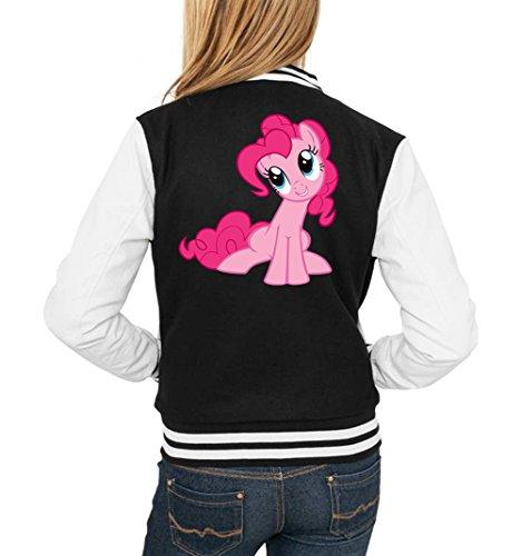 est Girls Black Certified Freak-XL (Pinky Pony)