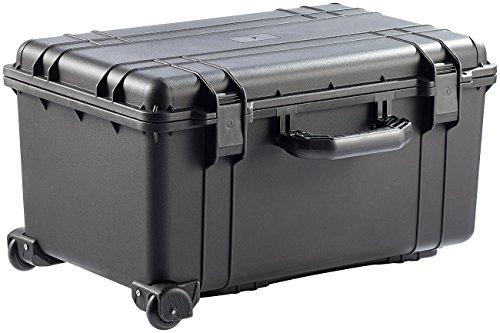 Xcase Fotokoffer: Staub- und wasserdichter Trolley-Koffer, groß, IP67 (Hartschalenkoffer)