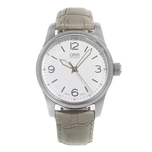Oris Big Crown 0173376494031LS acero inoxidable automático unisex reloj