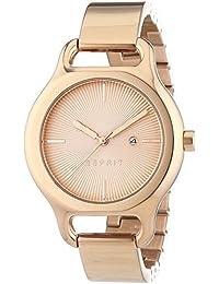Esprit Damen-Armbanduhr Naomi Analog Quarz Edelstahl ES107932003