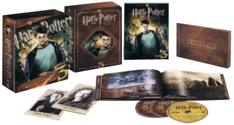Harry Potter e il prigioniero di Azkaban (ultimate collector's edition) [3 DVDs] [IT Import]