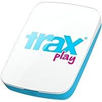 Localizador GPS Trax Play T140007 Color Azul para los niños y Mascotas