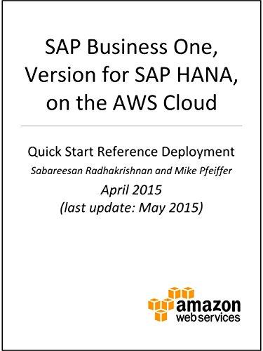 sap-business-one-version-for-sap-hana-on-aws-aws-quick-start-english-edition