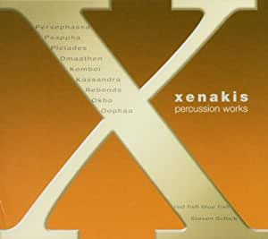 Xenakis Edition, vol. 7 : Oeuvres pour percussions