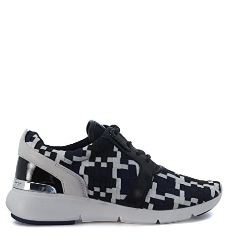 Michael Kors Sneaker Amanda Trainer Navy Black 38.5