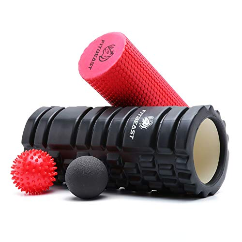 Fitness Foam Rollers For Deep Ti...