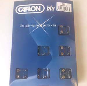 Caflon Lot de 24 prothèses boucles d'oreille en argent Mini boules