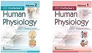 C C CHATTERJEES HUMAN PHYSIOLOGY 13ED VOL 2 (PB 2020)+C C CHATTERJEES HUMAN PHYSIOLOGY 13ED VOL 1 (PB 2020)(Se