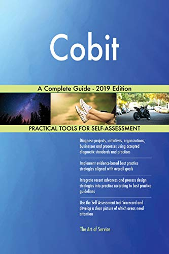 Cobit A Complete Guide - 2019 Edition (English Edition)