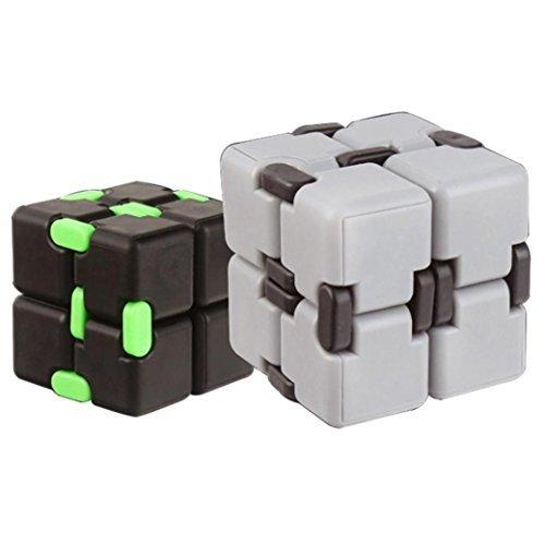 Anti Angst Stress Luxus EDC Infinity Cube Mini Für Stress Relief