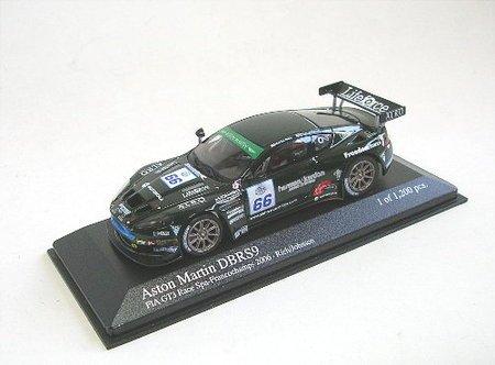 Aston Martin DBRS9 No. 66 FiaGT Spa 2006 - 2006 Spa