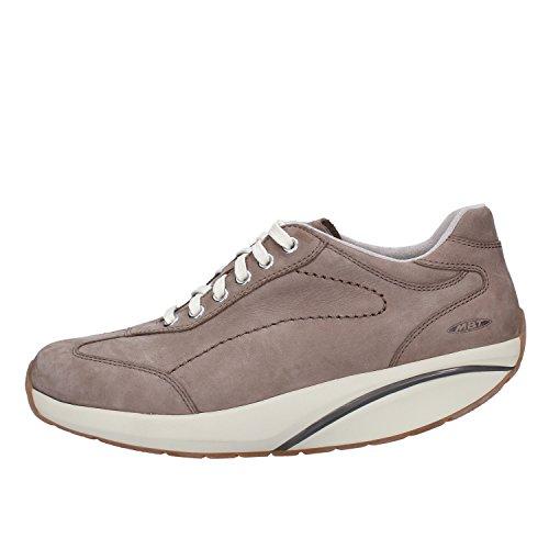 MBT Sneakers Donna Nabuk Beige