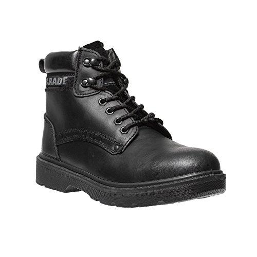 Parade 07kansas8804Scarpa di sicurezza alta nero, Nero, 07KANSAS88 04 PT47
