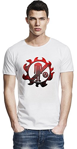 New Fishman Pirates Logo T-shirt Edge Raw Large