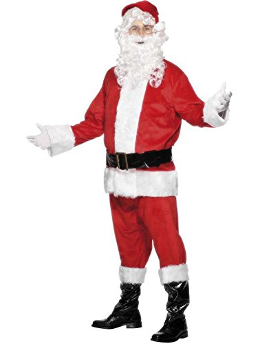 Father Christmas Costume-Size l