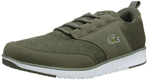c34a65d972 Lacoste Sport L.Ight 318 3 SPM, Zapatillas para Hombre, Verde (Khk