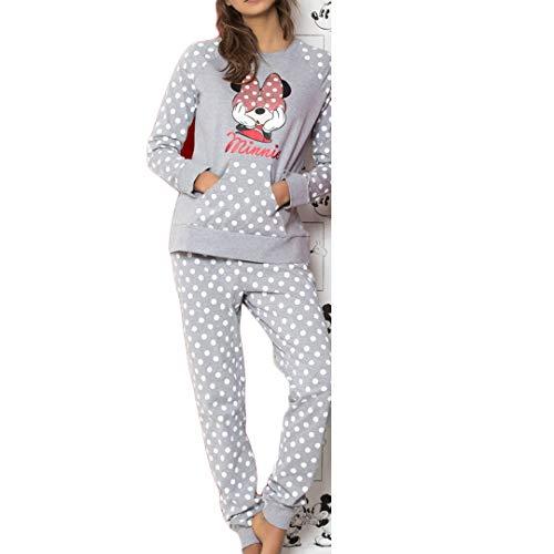 Disney - Pijama Lentejuelas Minnie Mujer Mujer
