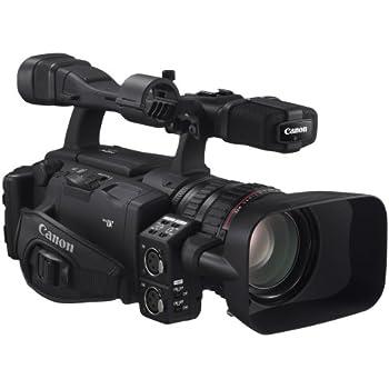 Canon XHA1S Caméscope Haute Définition à carte mémoire 1,67 Mpix Ecran 2,8 Zoom optique 20x Stabilisé Noir