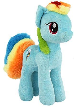 Mein kleines Pony Rainbow Dash Plüsch - Spielzeug gießen girls - Plüschtiere (Rainbow Mein Dash Pony)