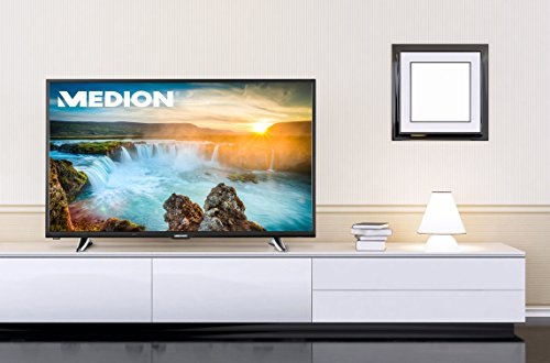MEDION® LIFE X18061 (MD 31110), 125,7cm (50″) Smart-TV mit LED-Backlight Technologie (Full HD, 600 MPI, HD Triple Tuner, DVB-T2 HD, CI+, HDMI, USB), Netflix App, schwarz - 5
