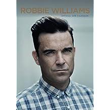Official Robbie Williams 2016 A3 Calendar (Calendar 2016)