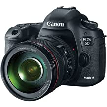 Canon EOS 5D Mark III with Canon 24-105mm f/4L IS USM AF Lens (Certified Refurbished)