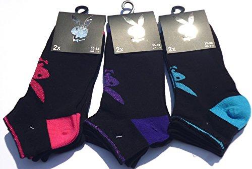 playboy-6-paar-damen-sneakersocken-mit-glitzereffekt-schwarz-oder-wei-in-35-38-und-39-42-35-38-schwa