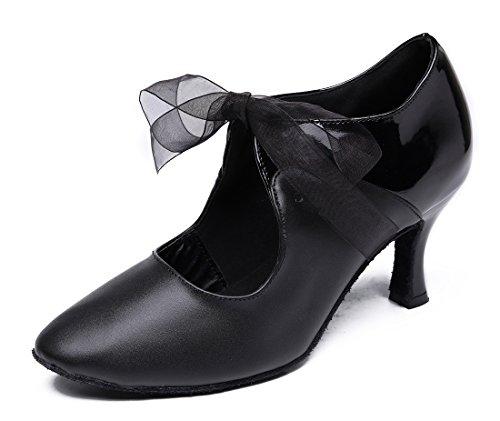 TDA - Sandali con Zeppa donna 7.5cm Black