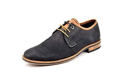 Lee Cooper Men's Blue Boat Shoes - 10 UK/India (44 EU)(LC2305)