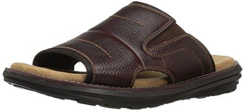 dr-scholls-mens-saxton-flat-sandal-briar-leather-8-m-us