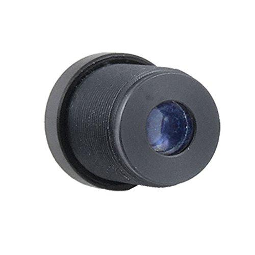 Objektiv - TOOGOO(R) 6mm 54 Grad Winkel IR festes Brett Objektiv Fokus fuer 1/3 CCD CCTV Kamera