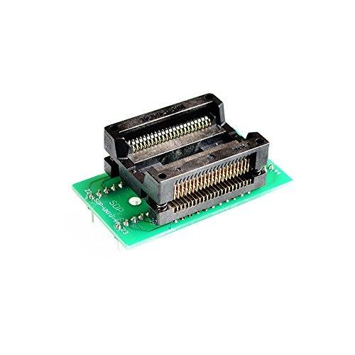 WINGONEER PSOP44 / SOP44 nach DIP44 / SOP44 / SOIC44 IC-Test-Steckdose Programmierer Adapter / Konverter (Ic-adapter)