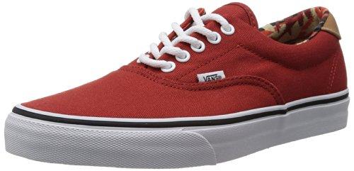 Vans U Era 59, Sneaker Unisex-Adulto nero (Black - Schwarz ((C F) bossa nov))