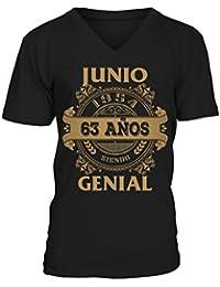 Camiseta Unisex Junio 1954