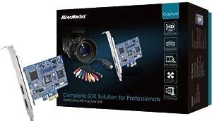 Avermedia C727 DarkCrystal HD Capture SDK Carte d'Acquisition Vidéo