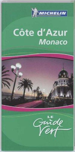 Côte d'Azur Monaco par Michelin, Collectif