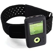 Creative Labs Zen V Series Armband, Black - fundas para mp3/mp4 (Black) Negro