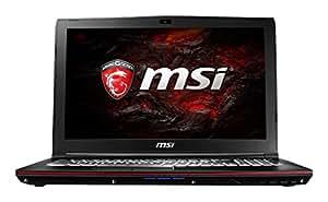 MSI Leopard GP62 7RD 15.6-inch Laptop (7th Gen Core i7-7700HQ/16GB/1TB/Windows 10/4GB Graphics)