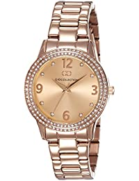 Gio Collection Analog (ROSE Gold) Dial Women's Watch - G2012-66