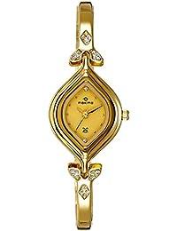 Maxima Analog Gold Dial Women's Watch - 22380BMLY