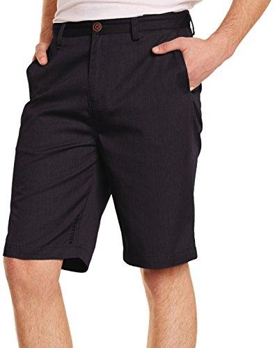 Billabong Carter - Pantaloncini, Uomo, Carter, nero, 42 (Taglia del produttore : 32) nero