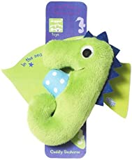 Paramount Cuddly Seahorse Plush Toy - 12 Cm