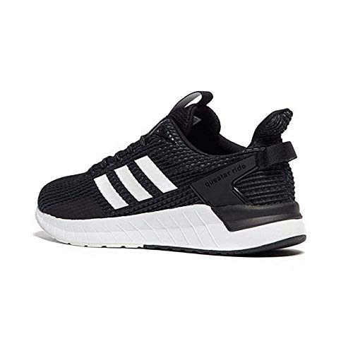 adidas Herrenturnschuhe Questar Ride aus schwarzem Canvas F34983 - Adidas Canvas Schuhe