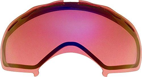 Ersatzgläser für Oakley Splice Skibrille, Light Rose Mirror