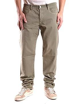 Siviglia Hombre MCBI278009O Verde Algodon Jeans