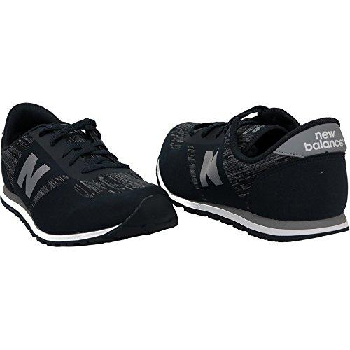 New Balance, Sneaker bambine grigio Grau Dunkel Blau