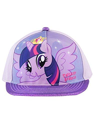 Mein Kleines Pony Mädchen Mein Kleines Pony Baseballkappe - 4 bis 8 (Pony Kleines Mein Hut)
