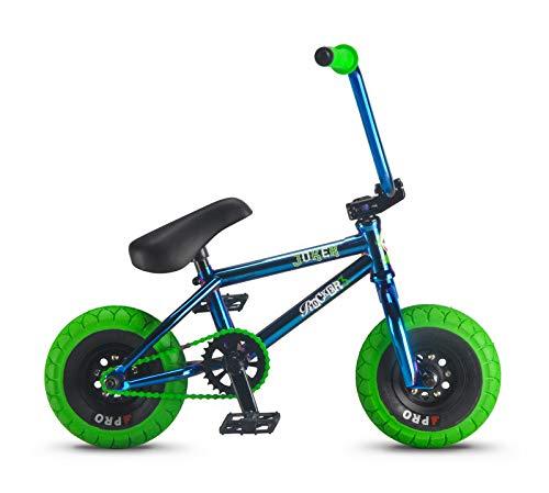 Rocker 3+ Joker Freecoaster Mini BMX Bike (Blau)