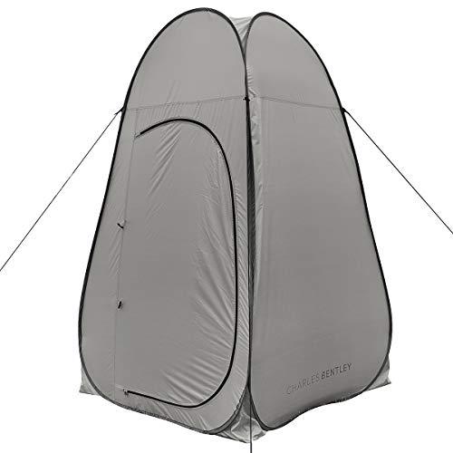 Charles Bentley Explorer - Multifunktionales Pop Up-Zelt - Campingdusche/Umkleidezelt/Campingtoilette -