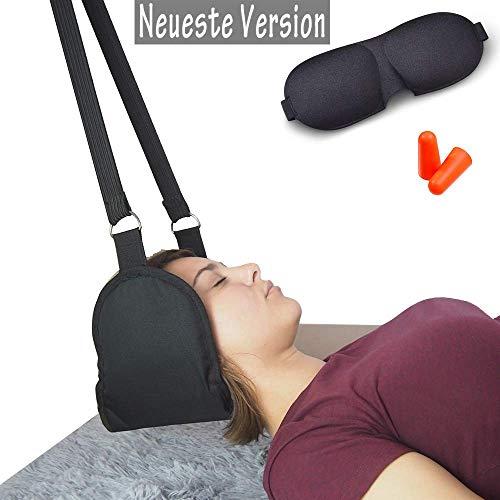 Faireal Hals Hängematte Kopf Hängematte für chronische Nacken und Schulterschmerzen Bessere Hals Relax Tragbare Nackenmassagegerät Schmerzlinderung Kopf Nacken Massagegerät
